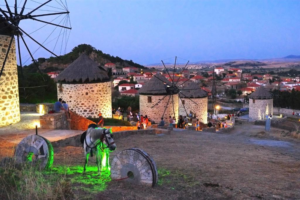 Недвижимость сельской местности Лемнос