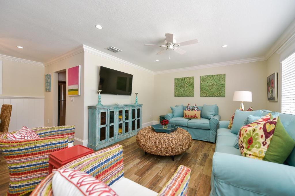 Tropical Breeze Resort Siesta Key Usa Sarasota Booking Com