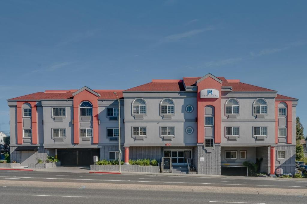 Hotel Aura Sfo Airport Reserve Now Gallery Image Of This Property