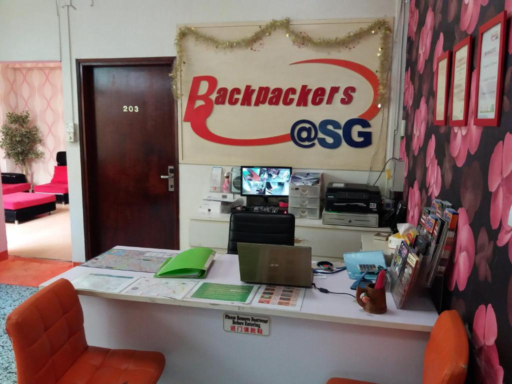 Backpackers@SG