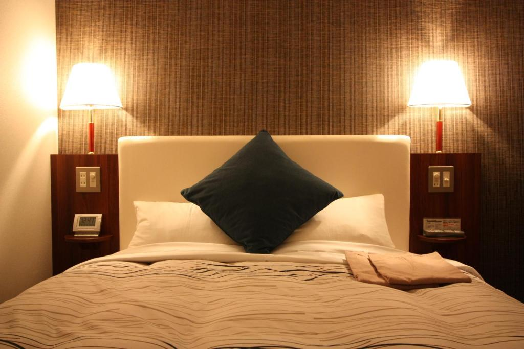 ポイント1.快適な客室空間で良い眠りを