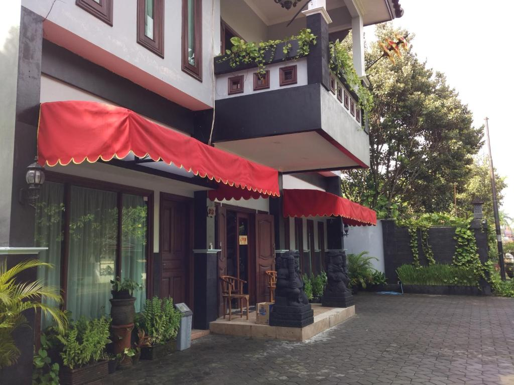 Hotel Omahkoe Yogyakarta Indonesia Booking Com