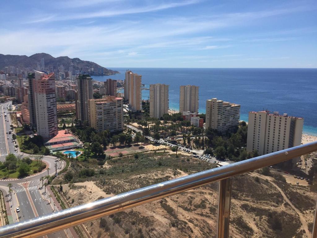 Appartement penthouse poniente espagne benidorm for Reservation appart hotel espagne