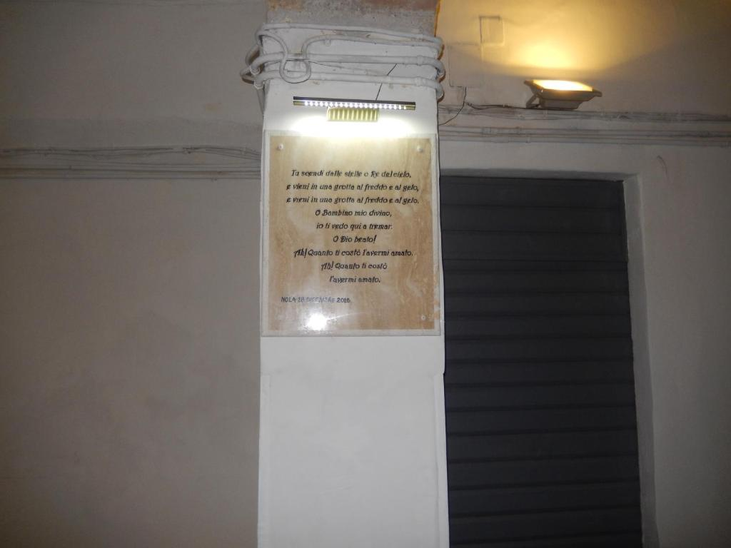 Apartment Sant Alfonso Maria De Liguori Nola Italy Bookingcom