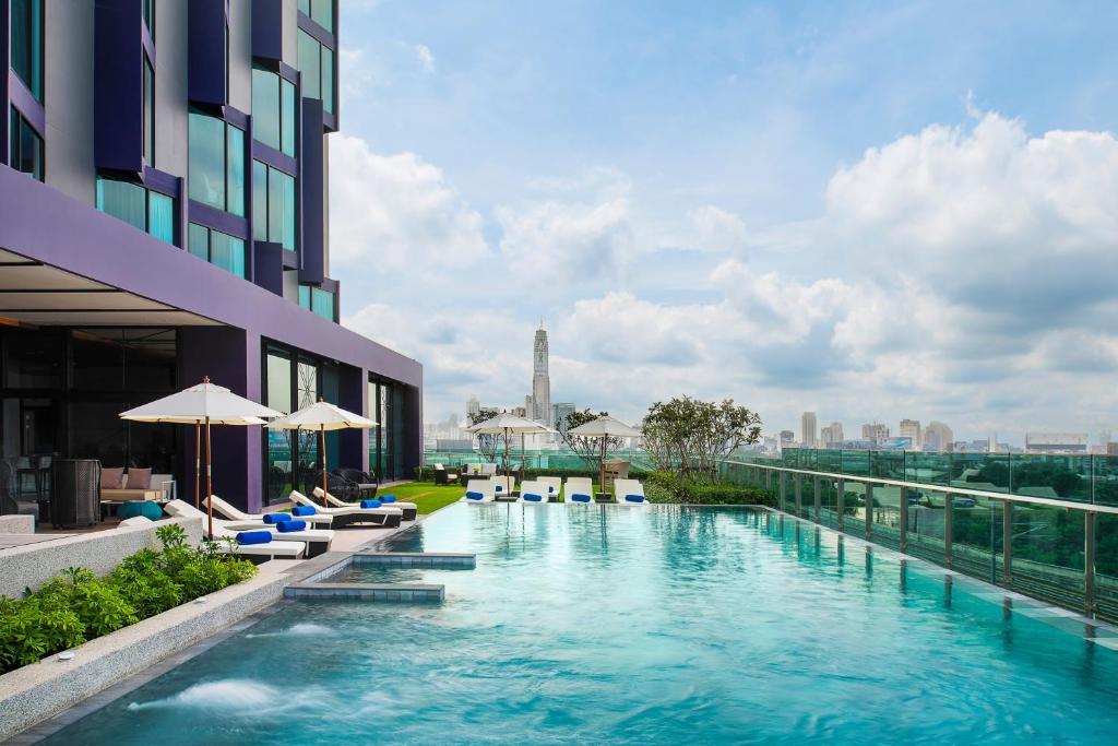 Mercure Bangkok Makkasan