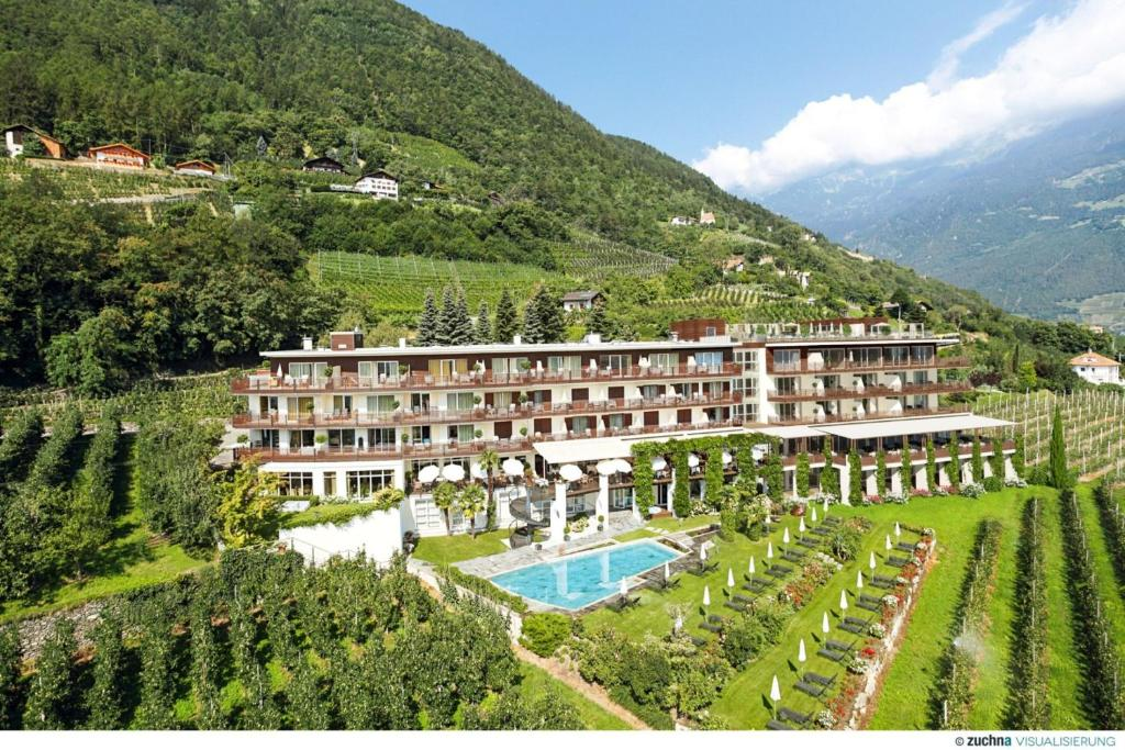 Hotel giardino marling italien marling for Giardino verticale
