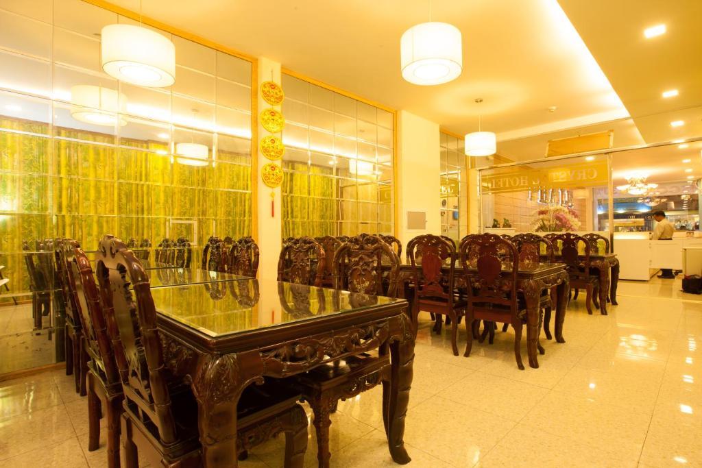 Saigon Crystal Hotel