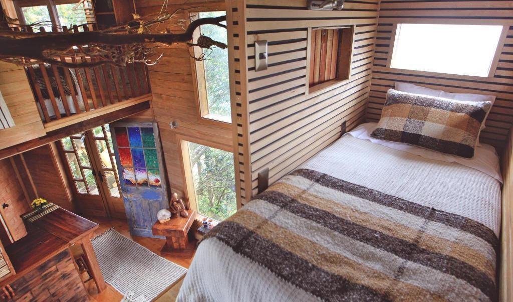 Vacation Home La Casa Del Árbol De Chiloé, Castro, Chile - Booking.com