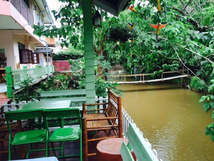 Resort Tong Tow House, Ban Fang Min, Thailand - Booking.com