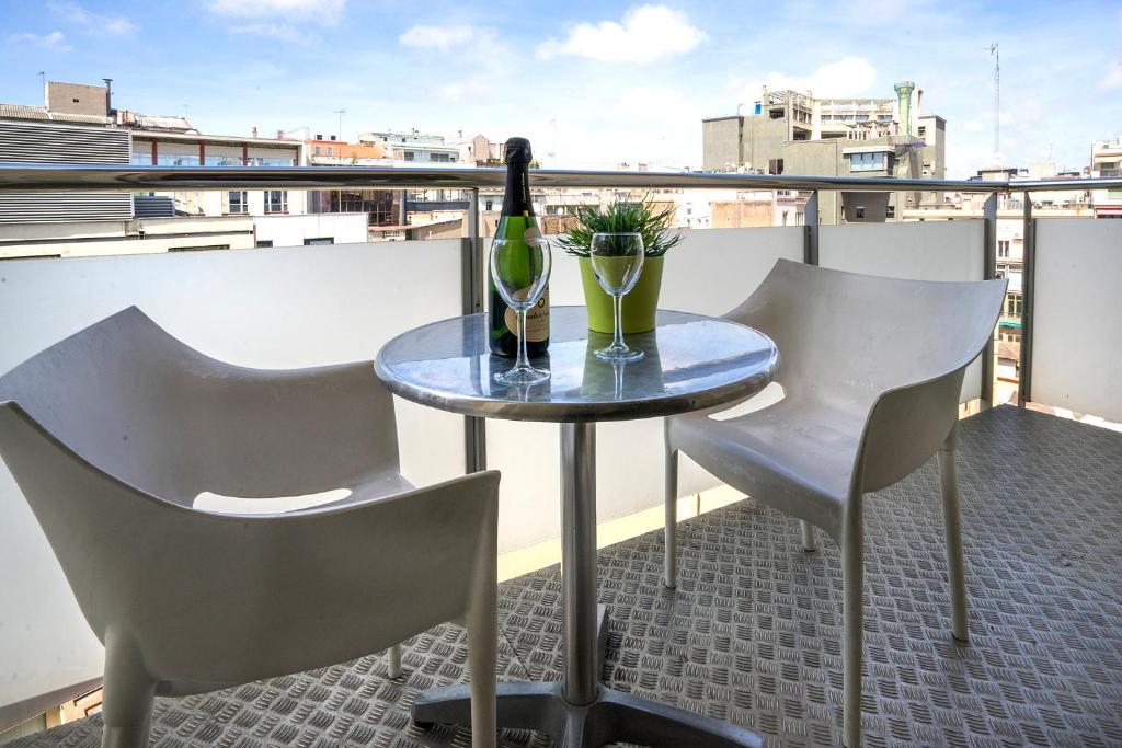 gran imagen de AB Plaza Catalunya Apartments