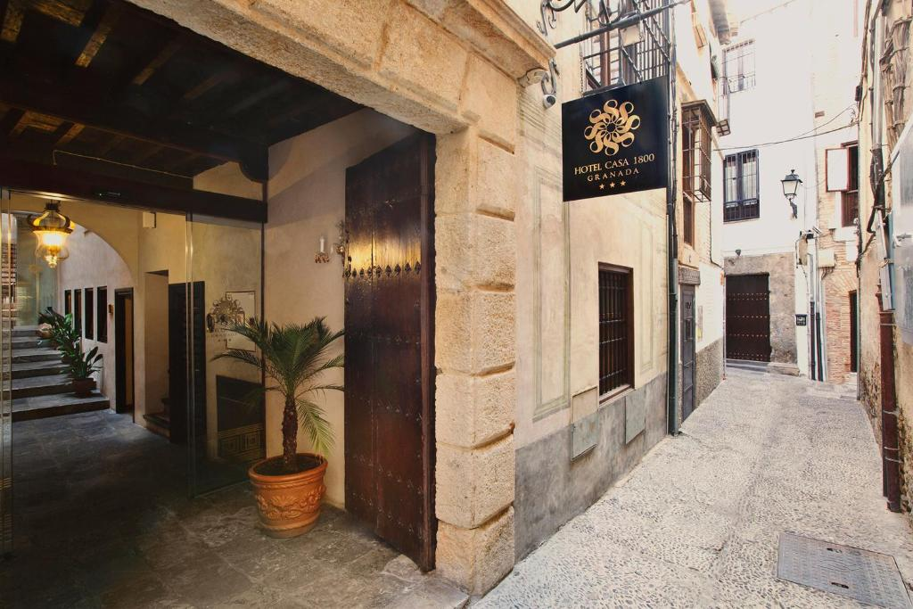 boutique hotels in granada  293