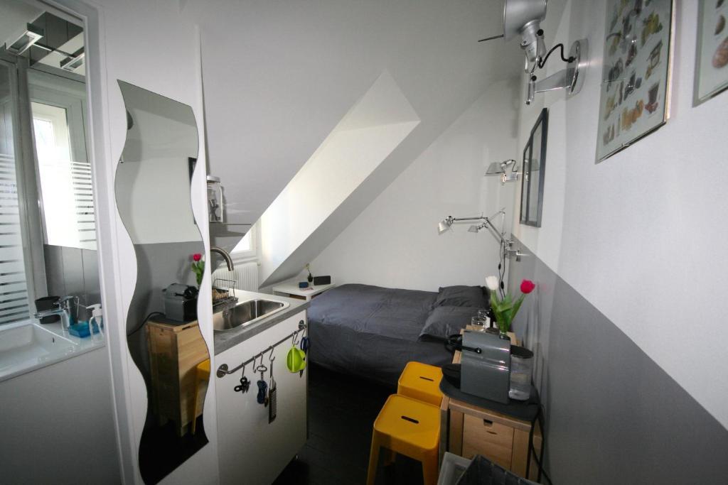Apartment Le Petit Studio à Opera Paris France Bookingcom