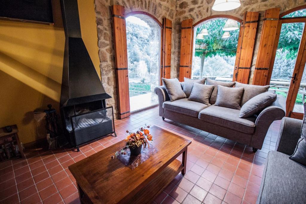 casas rurales con encanto en cataluña  235