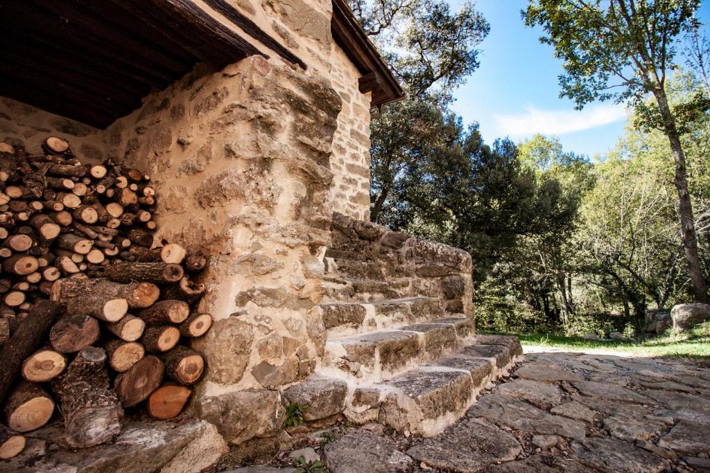 casas rurales con encanto en cataluña  250