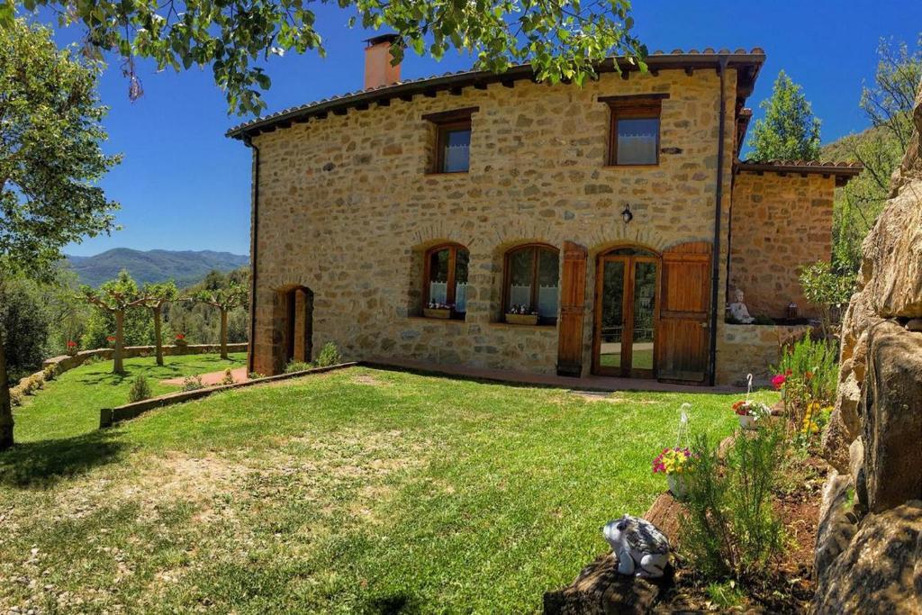 casas rurales con encanto en cataluña  227