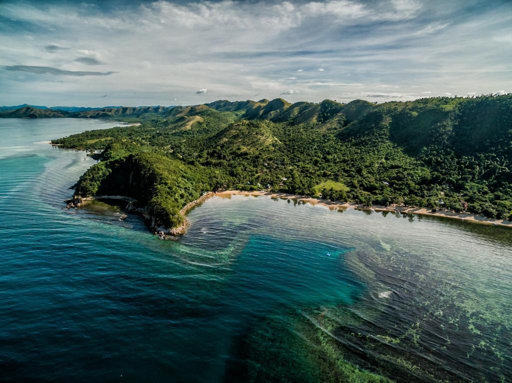 A bird's-eye view of Palawan SandCastles