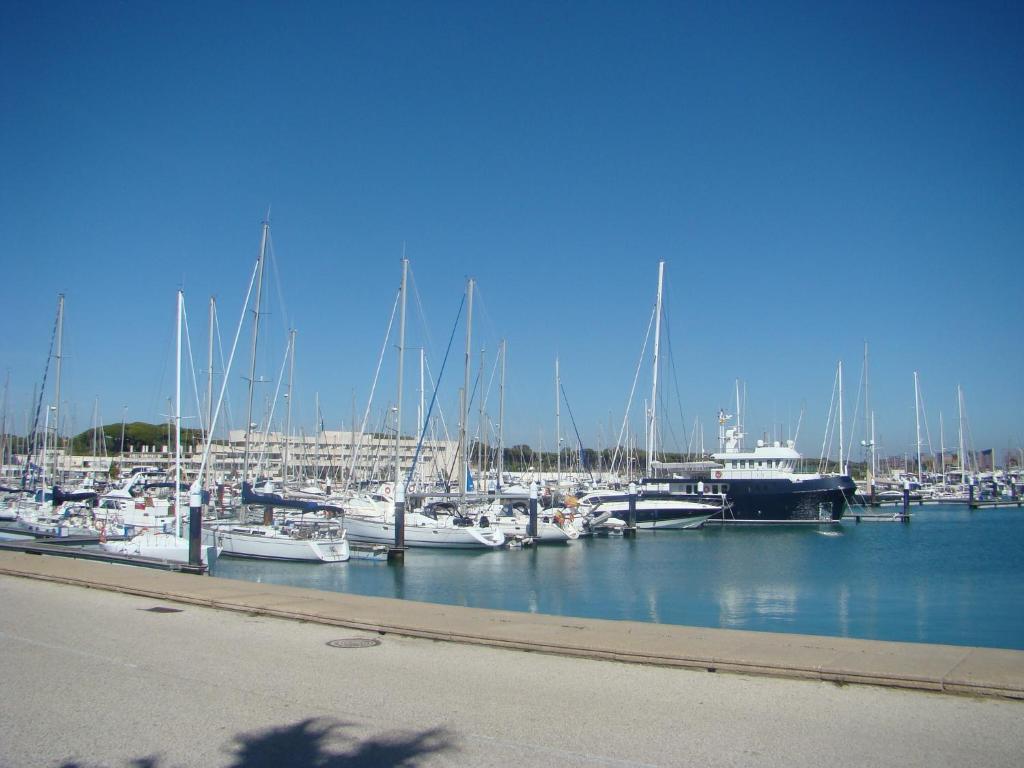 Apartamento marina el puerto espa a el puerto de santa for Apartamentos puerto marina