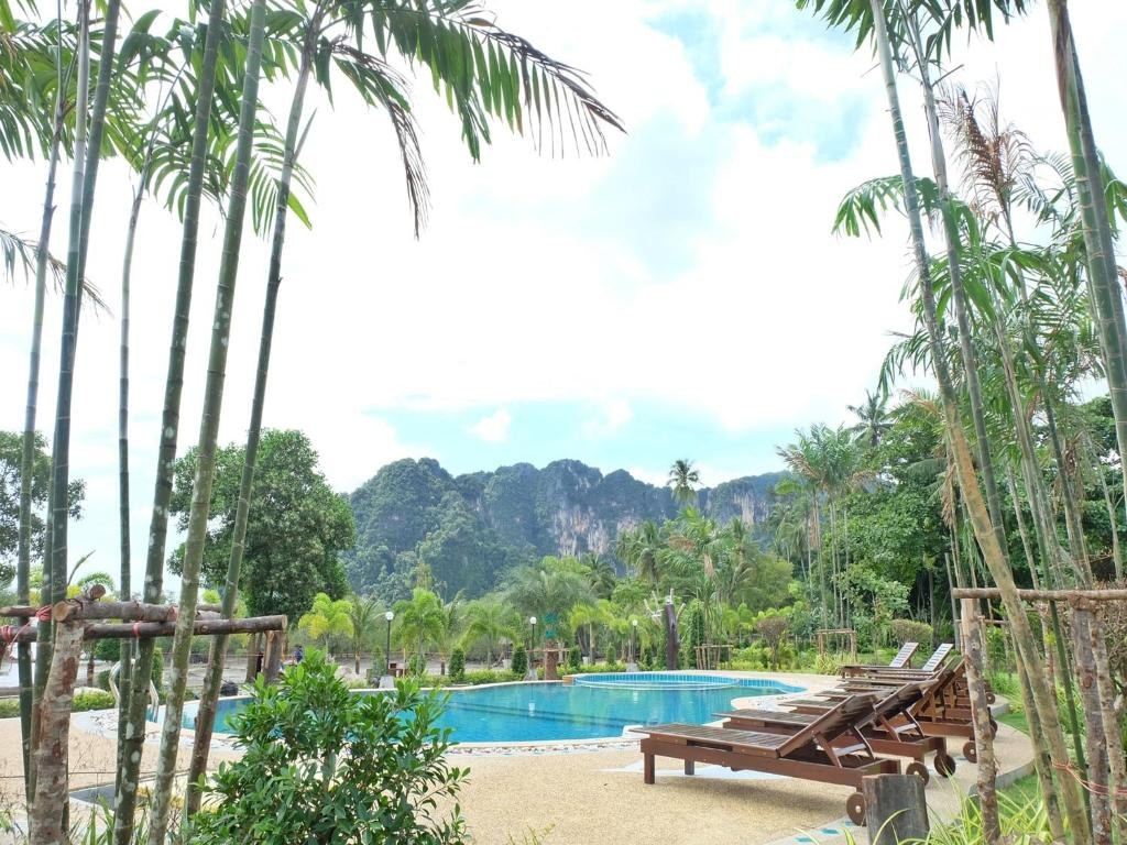 Diamond Beach Resort Ao Nam Mao Thailand  Bookingcom
