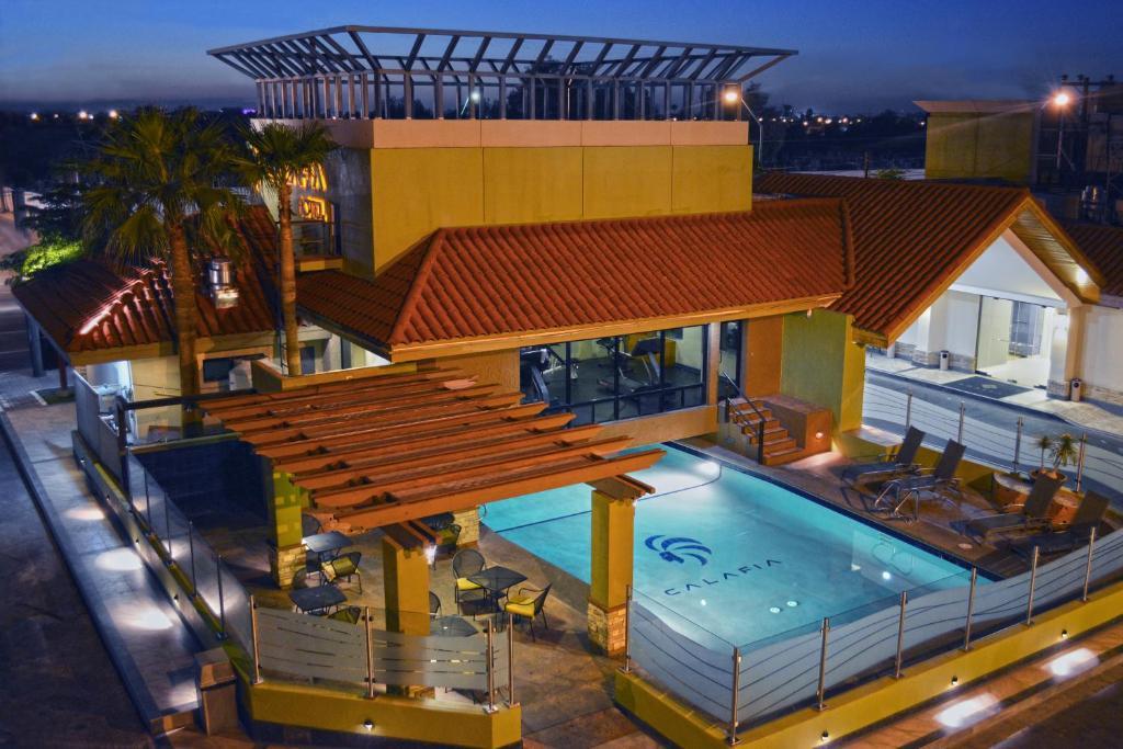 Hotel Calafia Mexicali Mexico Booking Com