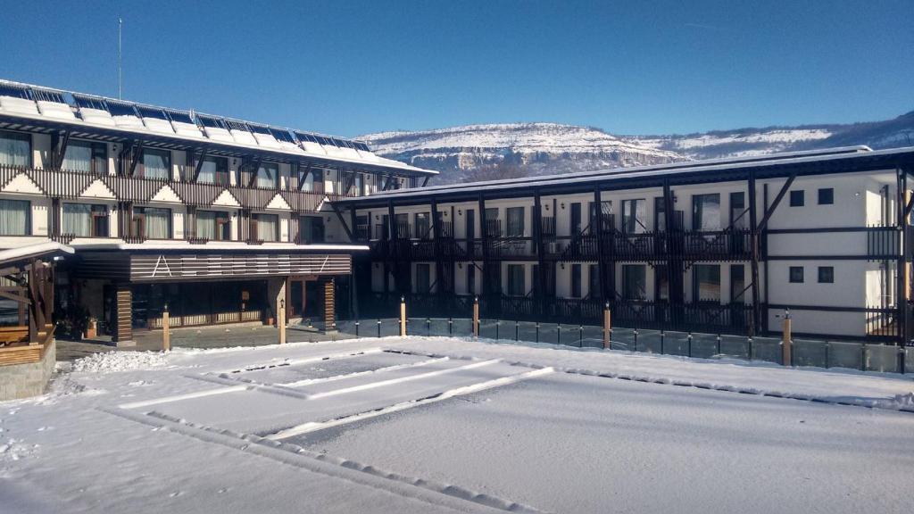 Хотел Парк Асеневци - Велико Търново