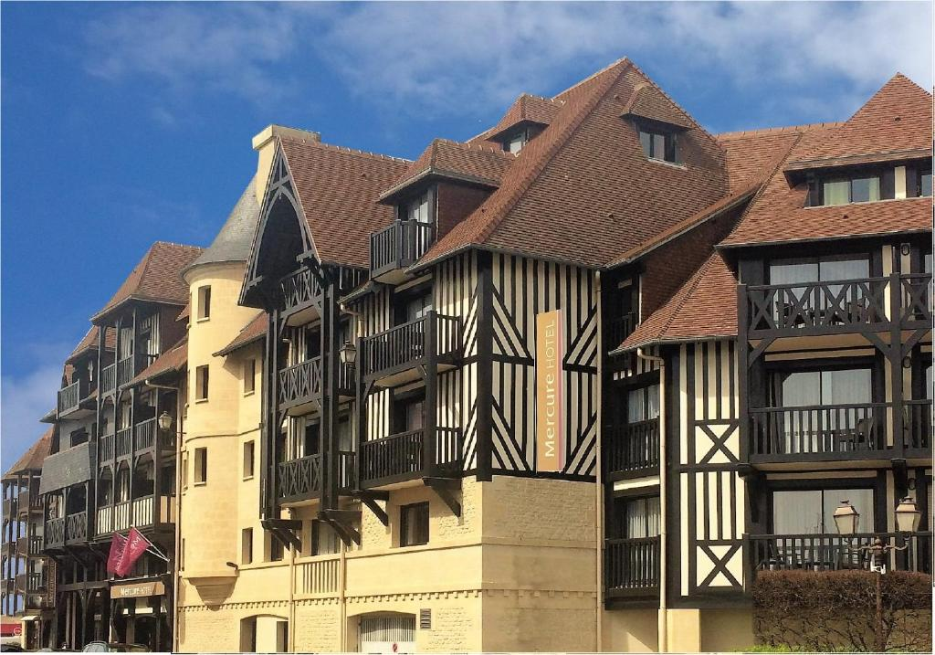 Hotel mercure deauville centre frankreich deauville - Office du tourisme de deauville trouville ...