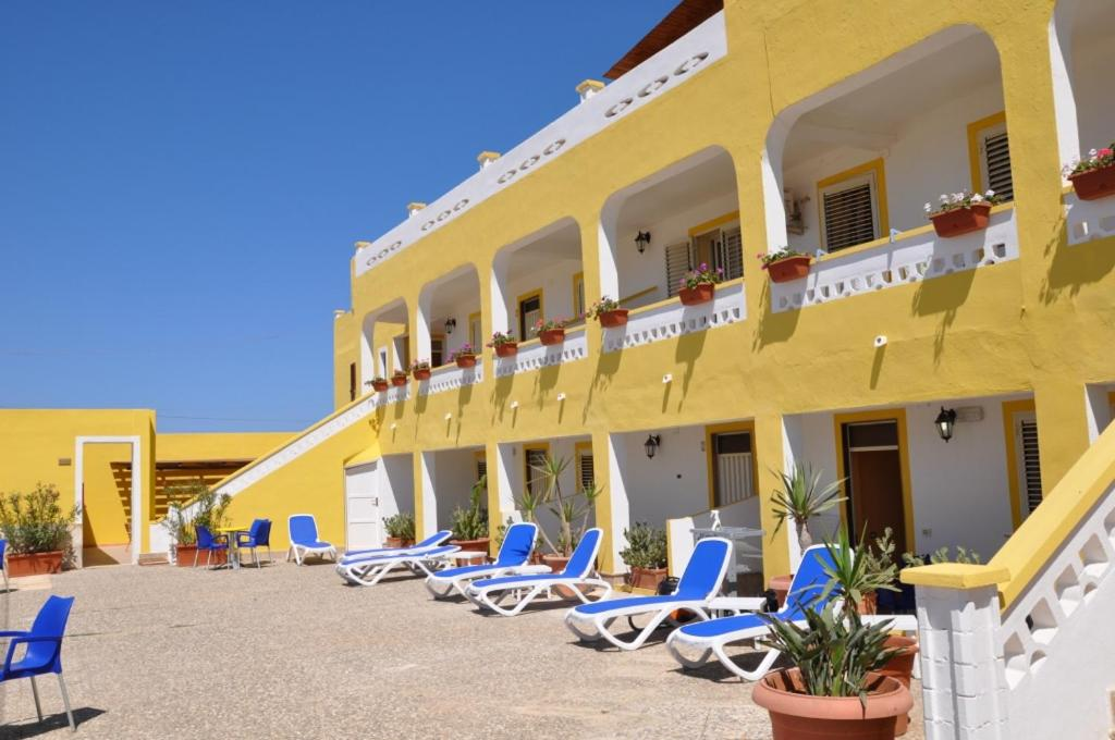 Hotel Mare Blu, Lampedusa, Italy - Booking.com