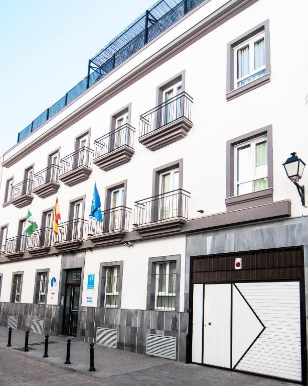 Apartamentos Plaza de la Luz Cádiz imagen