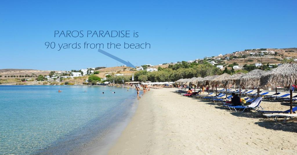 Paros Paradise Apartments Parikia Avec Des Photos