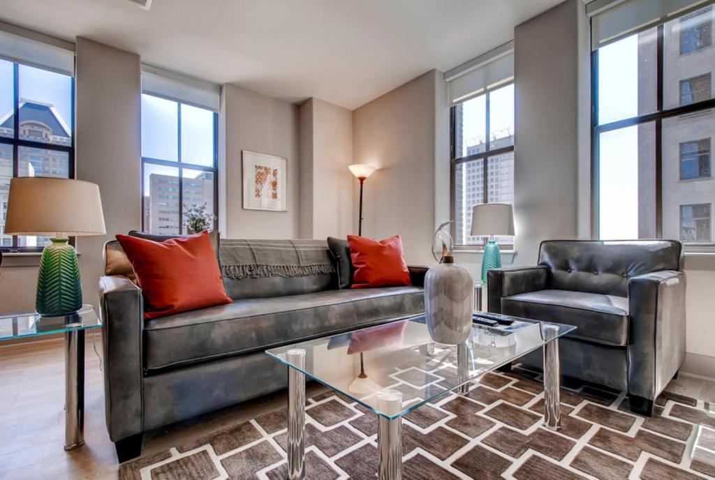 Apartment Global Luxury Suites at Light Street, Baltimore, MD ...