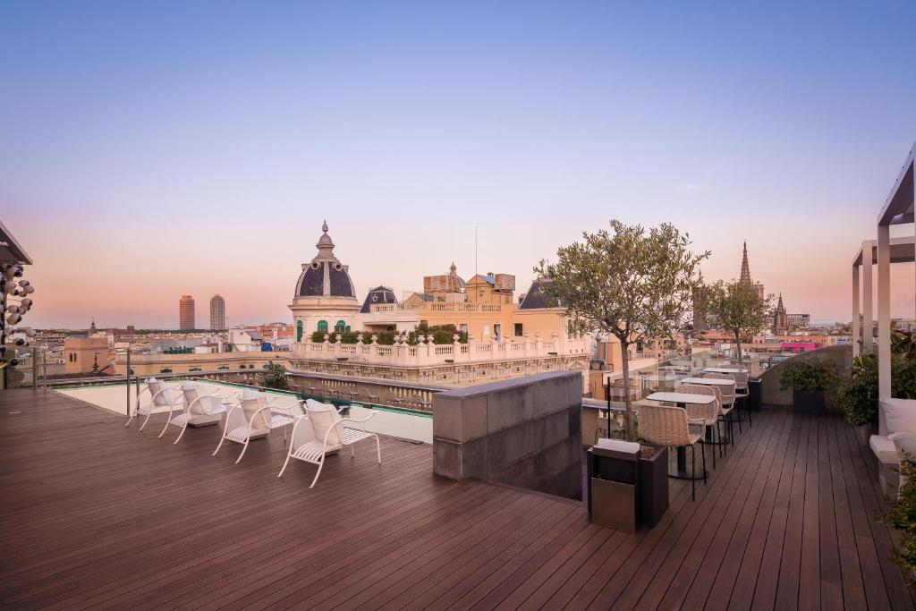 boutique hotels barcelona  290