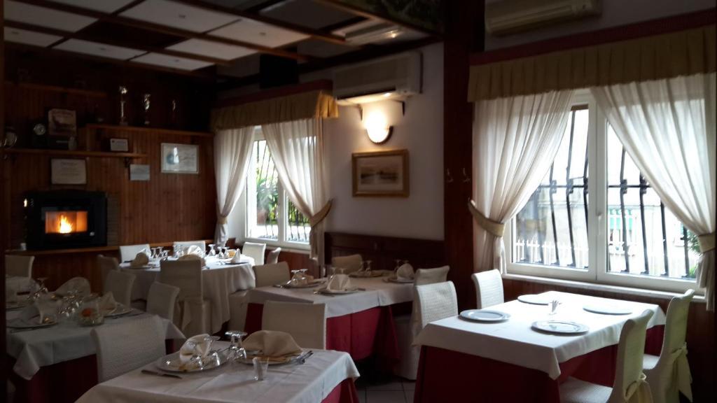 Ristorante o altro punto ristoro di Hotel La Furnacelle