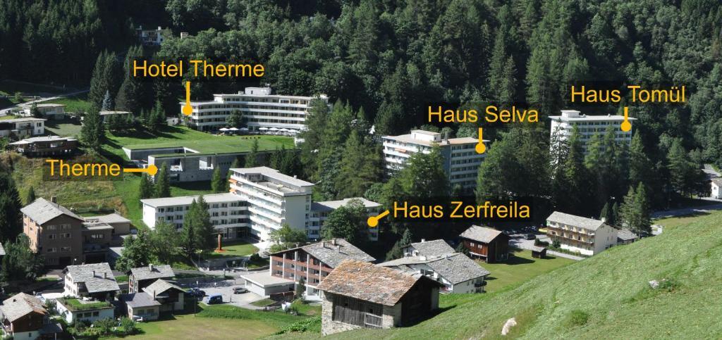 Apartment studios therme vals switzerland for Therme vals vals svizzera