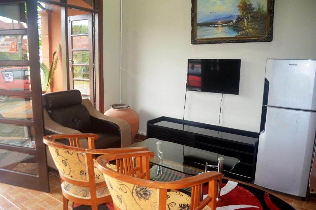 Villa Sri Mayang Hotel Kampong Gong Badak Malaysia