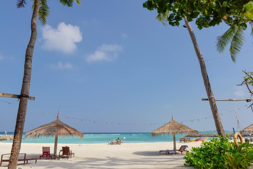 Arena Beach Hotel Мальдивы