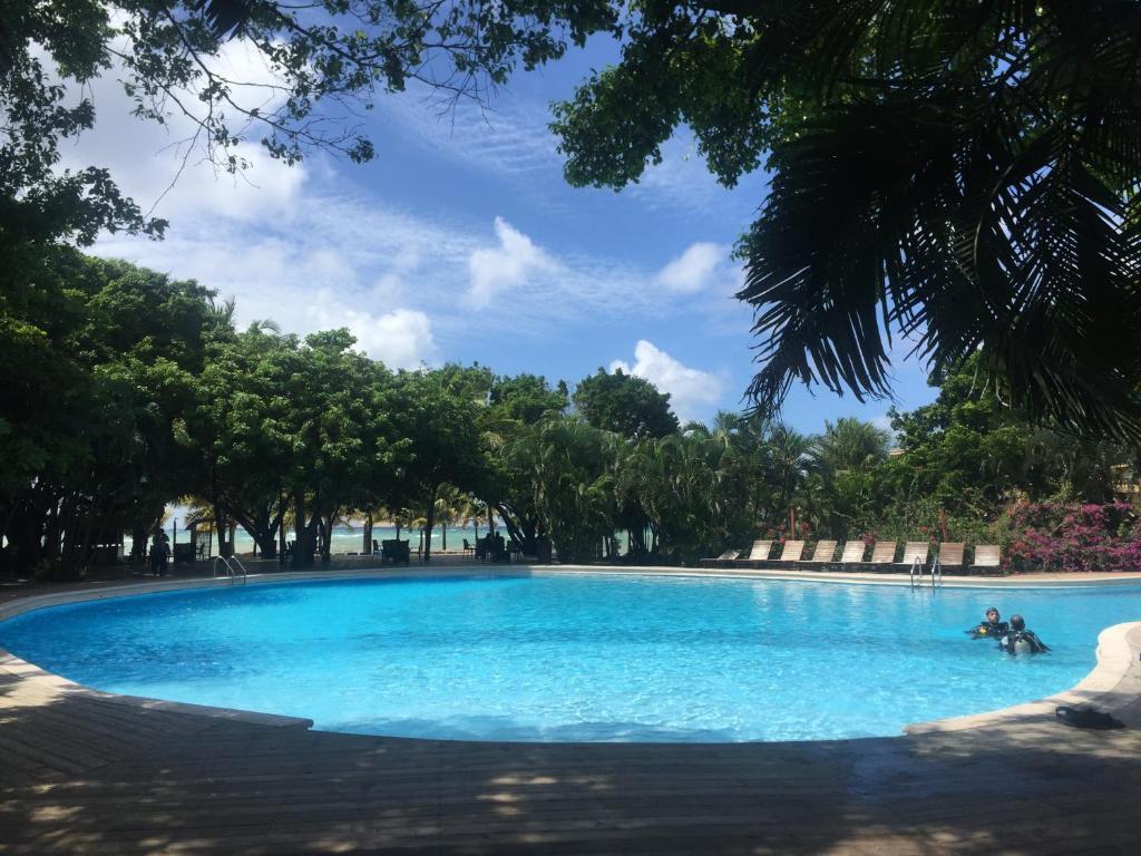 Honduras Roatan Hotel Henry Morgan Resort