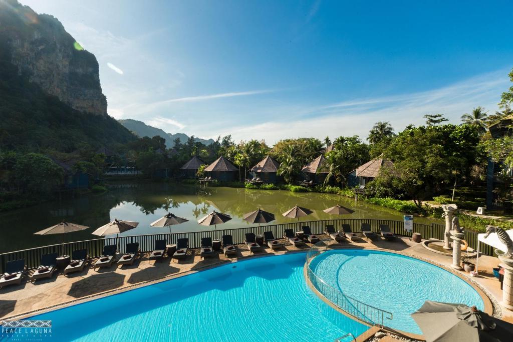 peace laguna resort spa ao nang beach prețuri actualizate 2018