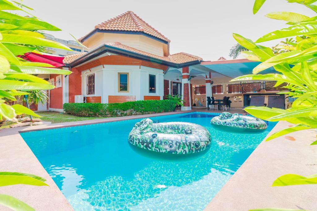 Location maison pattaya trendy location immobilier - Appartement de vacances pattaya major ...
