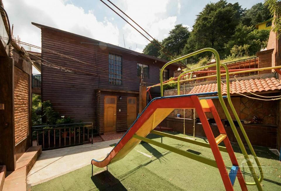 Caba as las terrazas pinal pinal de amoles mexico for Cabanas en mexico