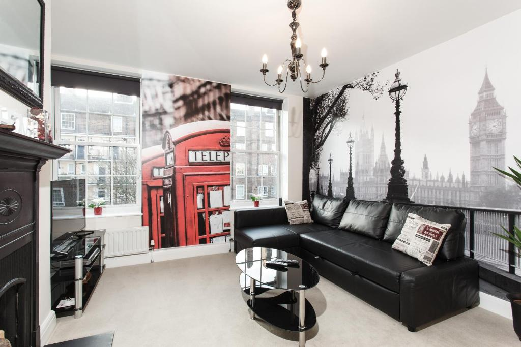 Prestige Apartments London Bridge UK Bookingcom - London bridge apartments