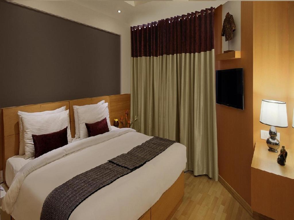 Studio Apartment Bangalore melange luxury serviced apartments, bangalore, india - booking