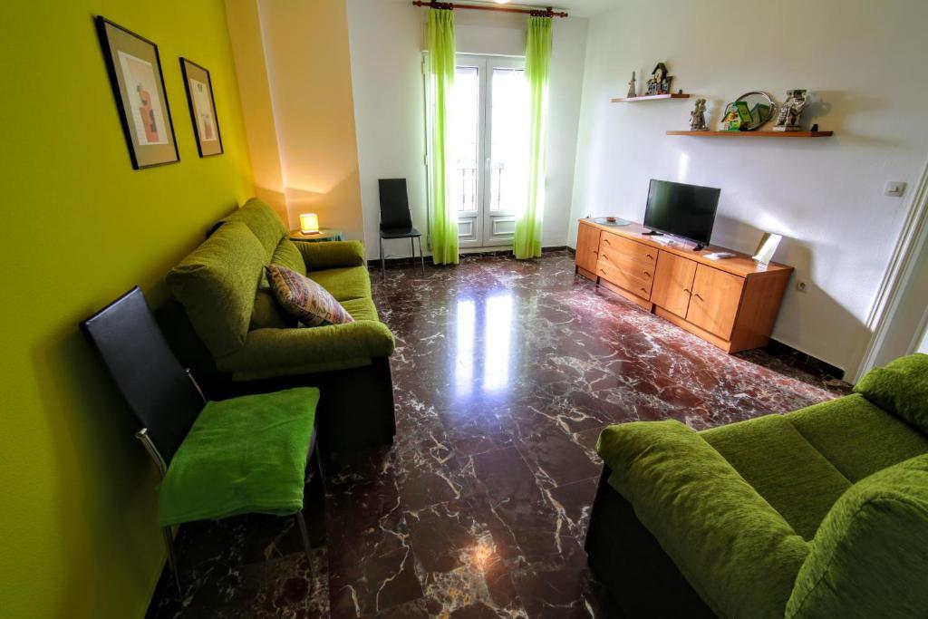 Apartamentos Turísticos La Fonda fotografía