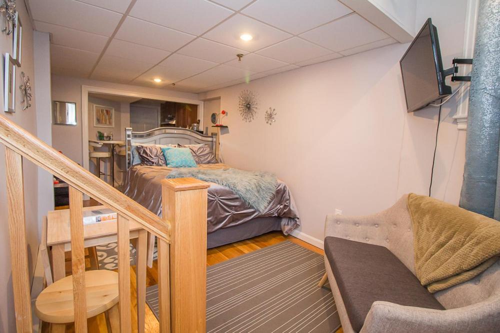 Apartment Fenway Studio Brookline Ma Booking Com