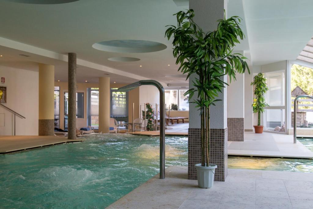 Risultati immagini per piscina hotel alpine mugon