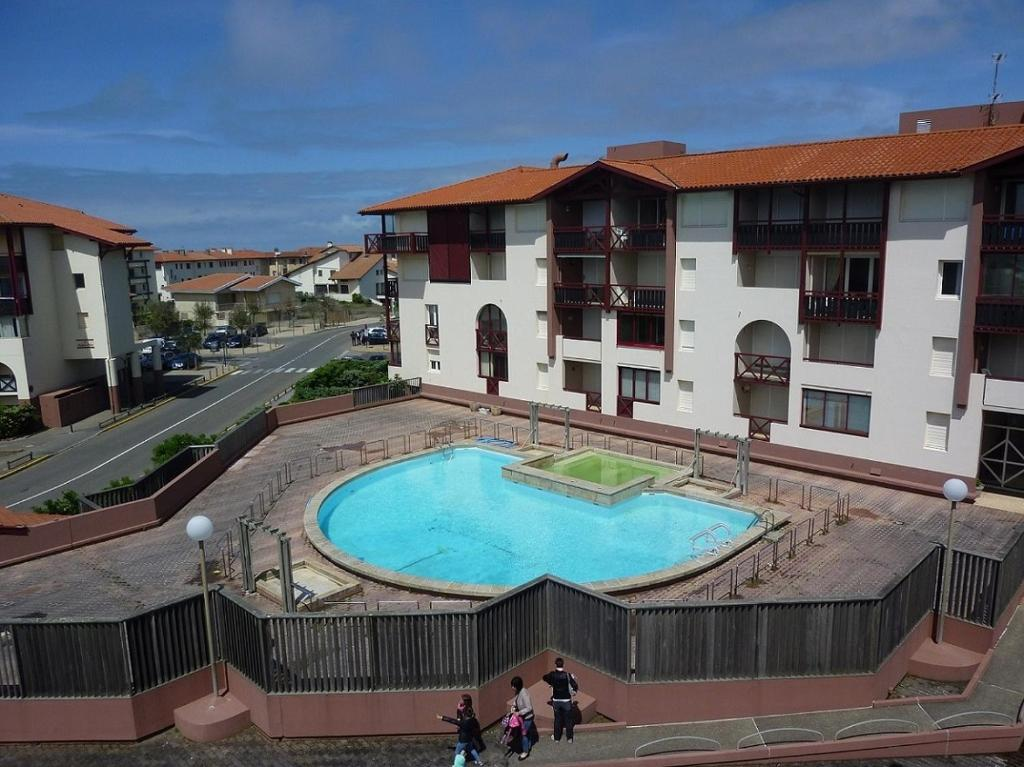 Hossegor plage appartement pour 4 personnes avec piscine for Piscine hossegor