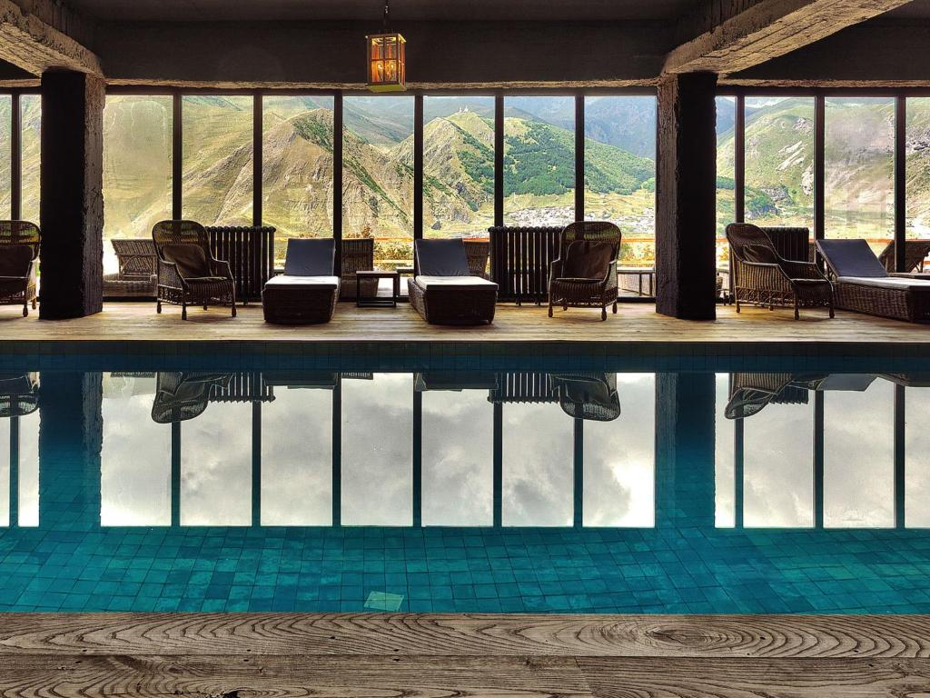 Rooms Hotel Kazbegi Reserve Now Gallery Image Of This Property