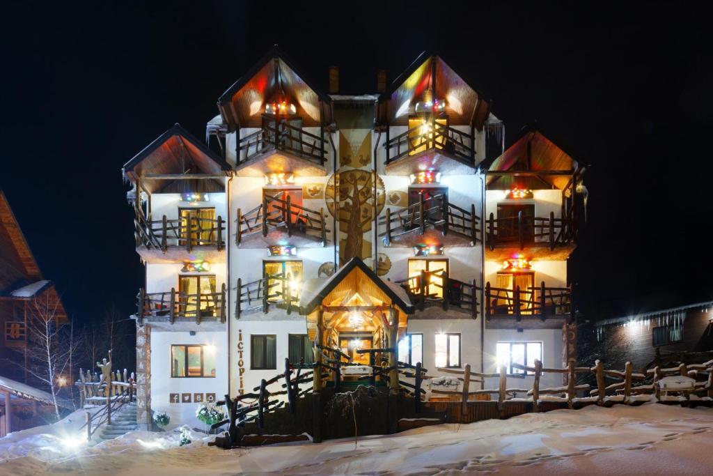e5969d149143 Hotel History, Bukovel, Ukraine - Booking.com