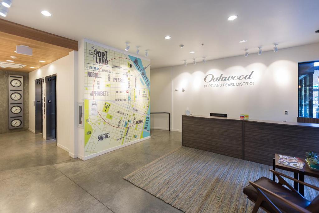 apartment oakwood portland pearl district or booking com