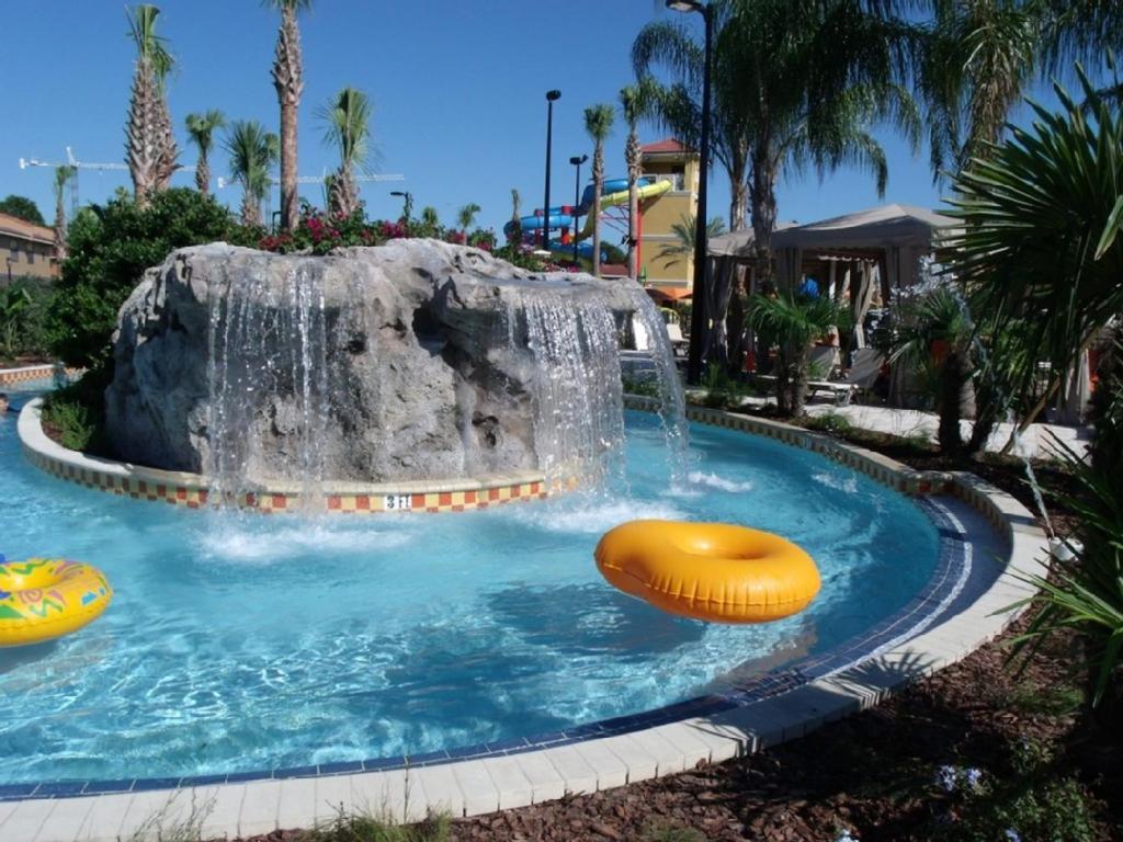 Villa at Fantasy World Resort  FI Kissimmee FL