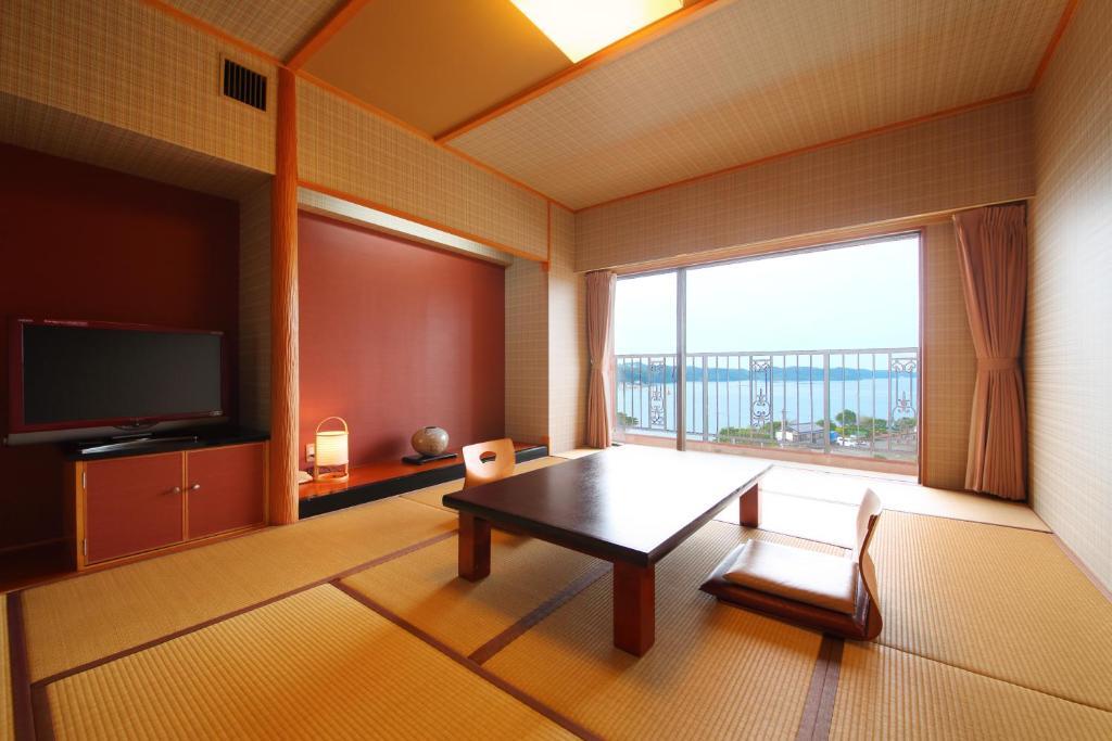 ポイント3.お風呂と客室がオーシャンビューで眺めが抜群
