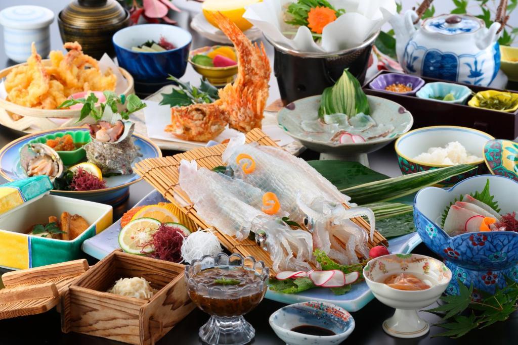 ポイント1.記念日にぴったりの贅沢料理三昧